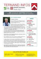 Bulletin octobre 2019