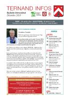 Bulletin décembre 2019