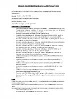 2020_07 RÉUNION DU CONSEIL MUNICIPAL DU MARDI 7 JUILLET 2020