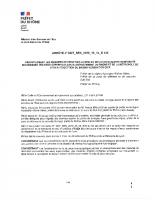 Arrêté Préfectoral du 14102020 Alerte sécheresse assouplie