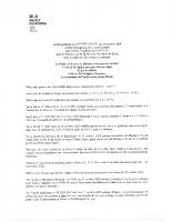 Arrêté Préfectoral du 24102020 département du Rhône