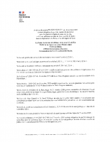 Arrêté Préfectoral du 24102020 port du masque