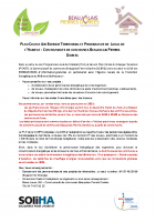Plan Climat Air Energie Territorial – Programme Local de l'Habitat